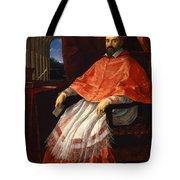 Portrait Of Cardinal Roberto Ubaldini 1625 Tote Bag