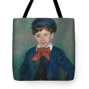 Portrait Of Charles Dikran Kelekian Tote Bag