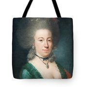 Portrait Of Countess Sparre Tote Bag