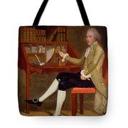 Portrait Of David Baldwin 1790 Tote Bag