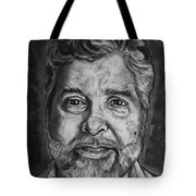 Portrait Of Douglas Tote Bag