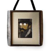 Portrait Of Erik Satie Tote Bag