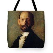 Portrait Of Frank B A Linton 1904 Tote Bag