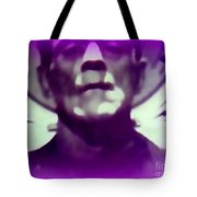 Portrait Of Frankie Tote Bag