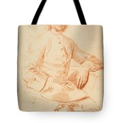 Portrait Of George Graham   Tote Bag