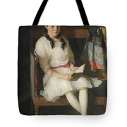 Portrait Of Gertrude Russell Tote Bag