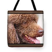Portrait Of Guinness Tote Bag