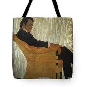 Portrait Of Hans Massmann Tote Bag