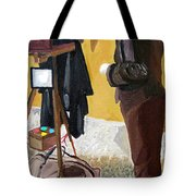 Portrait Of Identity Tote Bag