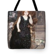 Portrait Of Jane Hading , Alfred Roll Tote Bag