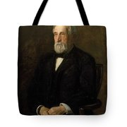 Portrait Of John Gest Tote Bag