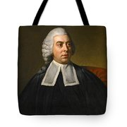 Portrait Of John Lee Attorney-general Wearing Legal Robes Tote Bag
