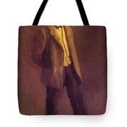 Portrait Of John Mclure Hamilton 1895 Tote Bag