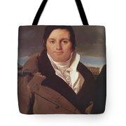Portrait Of Joseph Antoine Moltedo Tote Bag