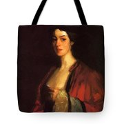 Portrait Of Katherine Cecil Sanford Tote Bag