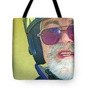Portrait Of Lou Tote Bag