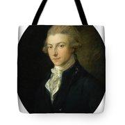 Portrait Of Louis Tote Bag