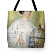 Portrait Of Madame Frieseke Tote Bag