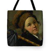 Portrait Of Mademoiselle Tote Bag
