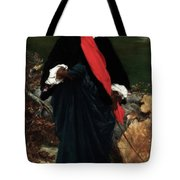 Portrait Of May Sartois Tote Bag