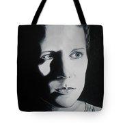 Portrait Of Michelle C. Tote Bag
