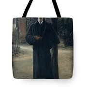 Portrait Of Miquel Utrillo Tote Bag