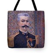 Portrait Of Monsieur Pool 1887 Tote Bag