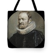 Portrait Of Nicholas Rockox Tote Bag