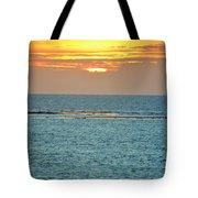 Portrait Of The Sea Tote Bag