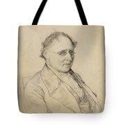 Portrait Of Sir Drack Tote Bag
