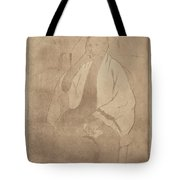 Portrait Of The Artist's Mother Tote Bag