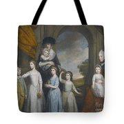 Portrait Of The Children Of William Tote Bag