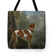 Portrait Of The Duke Of Hamilton Hound Tote Bag