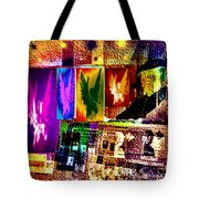 Portrait Of The Poet As An Angel Drunk On Love Tote Bag