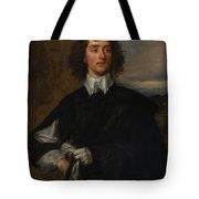 Portrait Of Thomas Hanmer Tote Bag