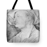 Portrait Of Ulrich Varnbiiler 1522 Tote Bag