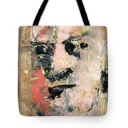 Portrait Studium Tote Bag