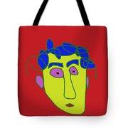 Portrait 01 Tote Bag