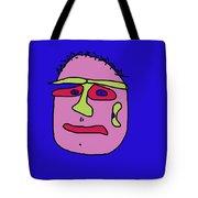 Portrait 02 Tote Bag