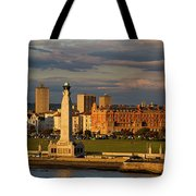 Portsmouth And Southsea England  Tote Bag
