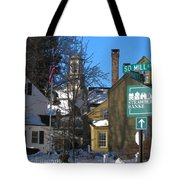Portsmouth, New Hampshire Tote Bag