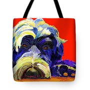 Portugese Water Dog 1 Tote Bag