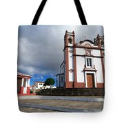 Portuguese Church Tote Bag
