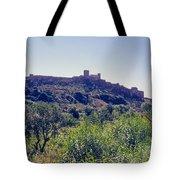 Portuguese Fortress Tote Bag