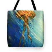 Portuguese Man Of War Tote Bag