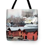 Porvoo Town II Tote Bag