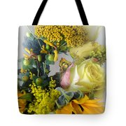 Posies Picturesque Tote Bag