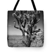 Posing Joshua Trees Tote Bag