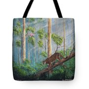 Possible Panther Tote Bag