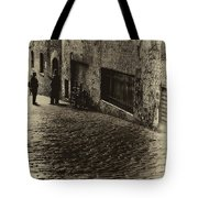 Post Alley - West Wall Tote Bag